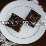 Kakaolu pudingli kolay yaş pasta
