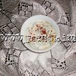 semiz otu salata 150x150 Bisküvili piramit yaş pasta
