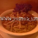 zeytinyağlı taze fasulye