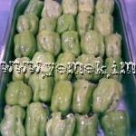 zeytinyağlı biber dolma