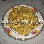 Çasurlu Patates Salatası
