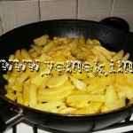 Kolay Patates Kızartma