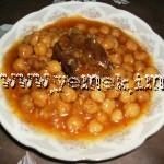 nohut yemegi 150x150 Kırmızı biberli, Patlıcanlı Ezme