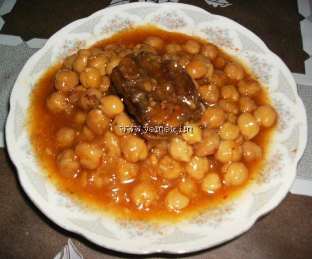 yemek: etsiz nohut yemeği oktay usta [4]