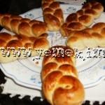 Örgülü Çörek