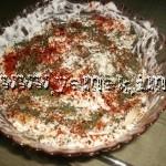 Salatalıklı Makarna Salatası
