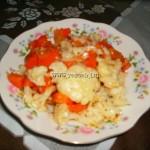 Haşlamalı Karnıbahar Salatası