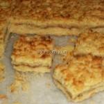 Turtalı Elmalı Pasta