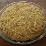 kekli yas pasta 150x150 Kekli Yaş Pasta